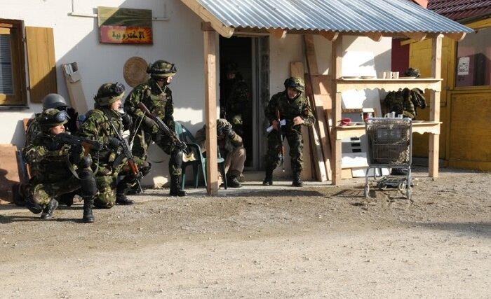 Афганская деревня