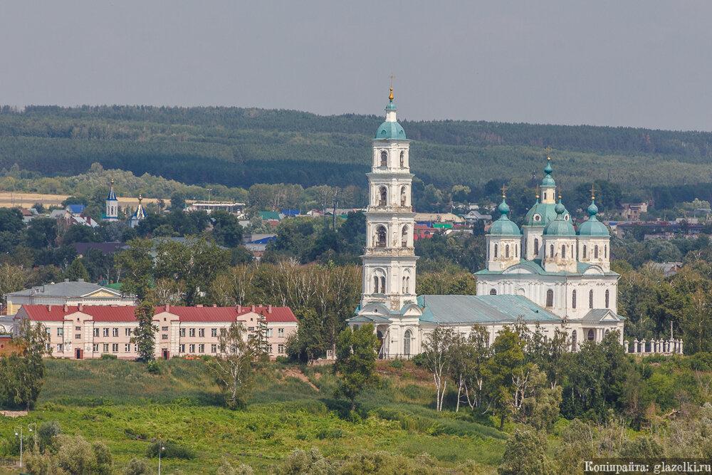 Спасский собор в Елабуге.