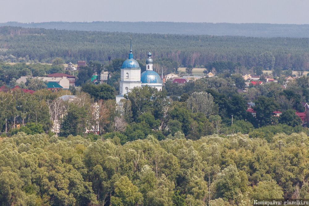 Елабуга. Никольская церковь.