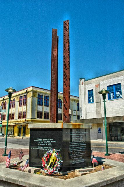 Мусульмане затролили мемориал, посвященный трагедии 11 сентября (3 фото)