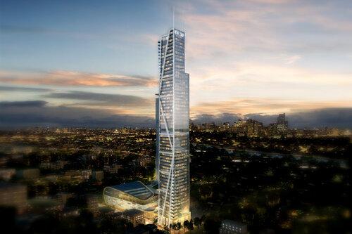 Миллиардер Трамп хочет возвести небоскреб в РФ