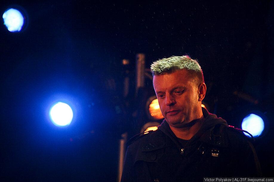 Леонид Парфёнов. Митинг-концерт в поддержку Навального