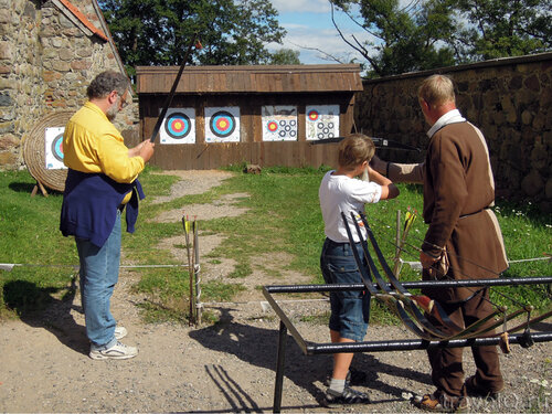 Стрельба из лука и арбалета