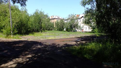 Фото города Инта №5203  Гагарина 1 и Геологическая 5 16.07.2013_12:47