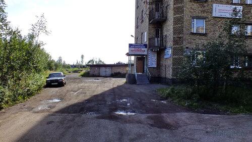 Фото города Инта №5623  Северо-восточный угол Куратова 39 15.08.2013_11:41
