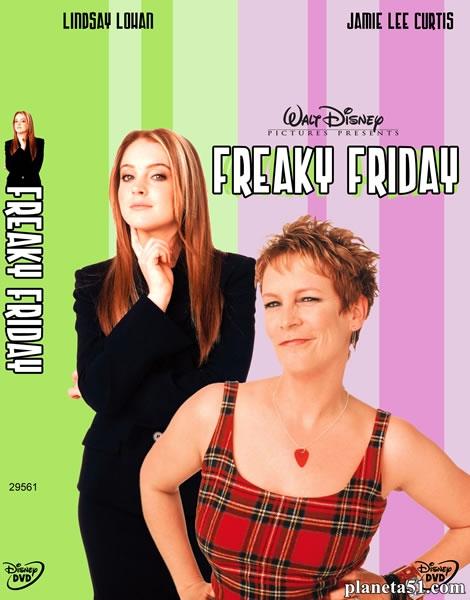 Чумовая пятница / Freaky Friday (2003/DVDRip)