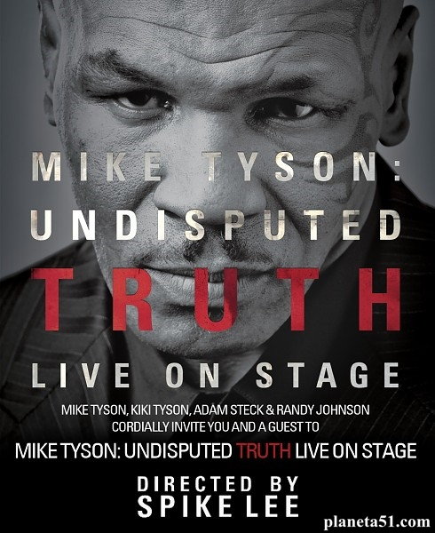 Майк Тайсон: Неоспоримая правда / Правда Майка Тайсона / Mike Tyson: Undisputed Truth (2013/HDTVRip)