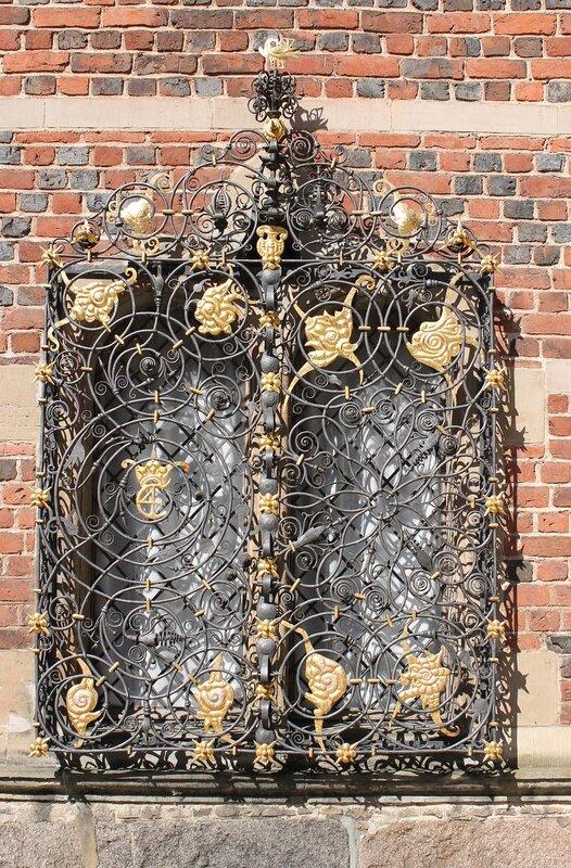 The Frederiksborg Castle. Frederiksborg Slot,
