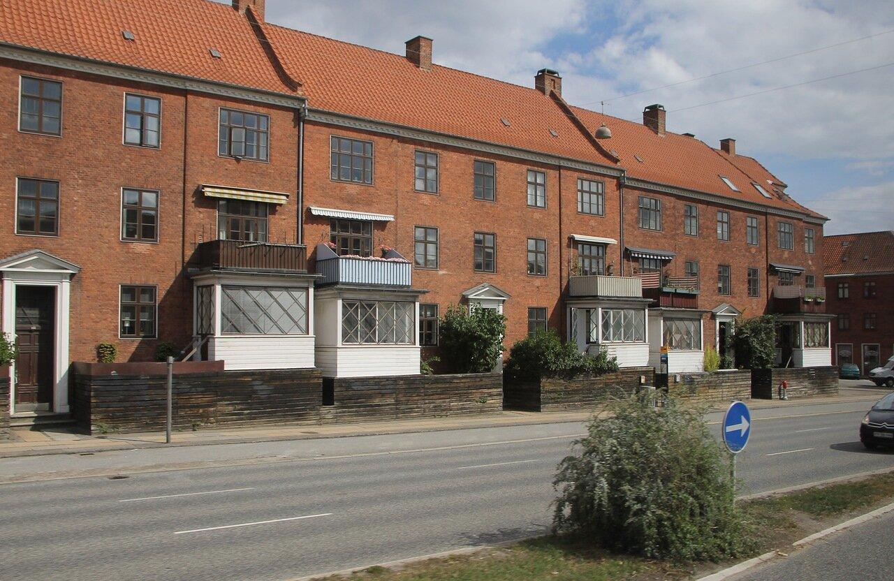 Пригороды Копенгагена.  Copenhagen