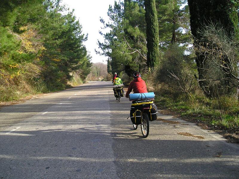 Фото 29. Едем по старой дороге Сочи-Хоста