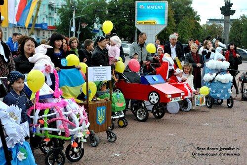 конкурс детских колясок мое первое авто в луганске