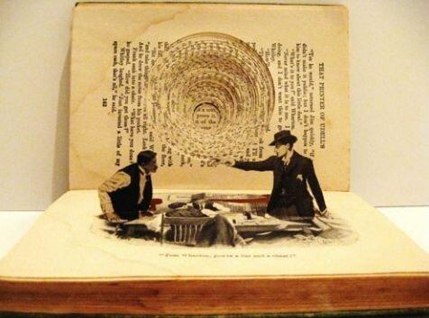Книжное искусство - новейшее творческое течение