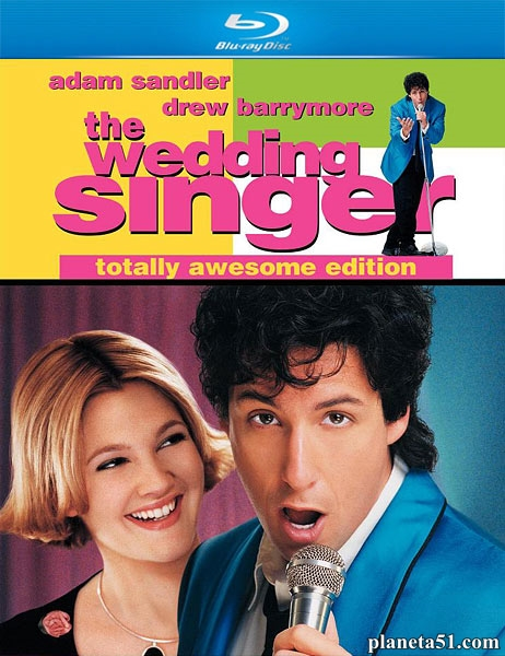 Певец на свадьбе / The Wedding Singer [Extended] (1997/BDRip/HDRip)