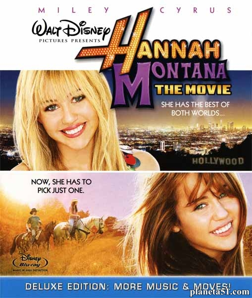Ханна Монтана: Кино / Hannah Montana: The Movie (2009/HDRip)