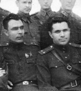 Брежнев и  Щёлоков