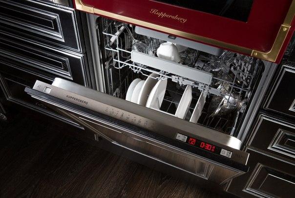 Kupersberg посудомоечные машины - бесшумные и качественные - Российская бытовая техника