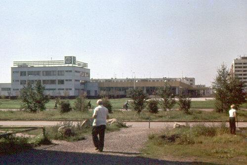 1980-е годы
