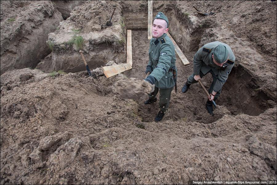 Киев 1943 год. Немцы