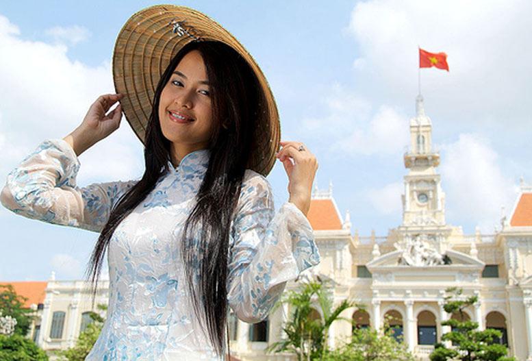 Добро пожаловать во Вьетнам / путешествие во Вьетнам / пора брать билеты