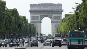 Париж. День первый