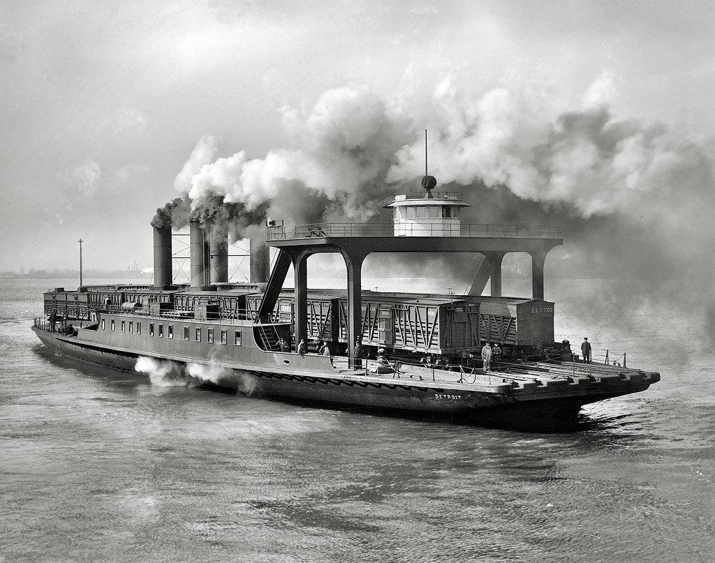 картинки старинных пароходов рассчитан семь