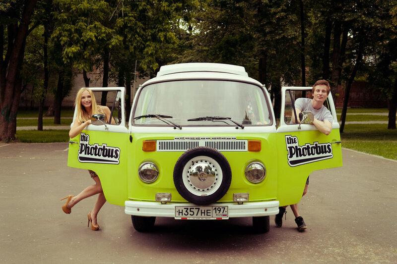 автобус фольксваген фото