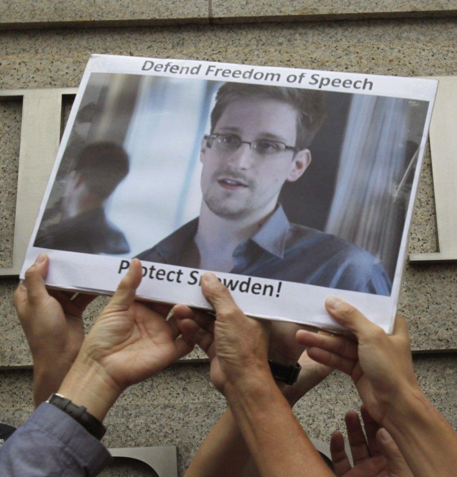 Американские сенаторы покарают Россию Сноуден