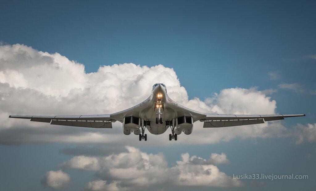 Ту-160, споттинг