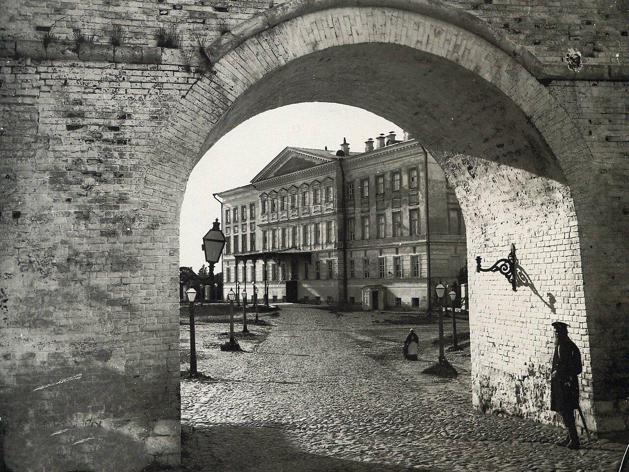 Дмитриев. Губернаторский дворец. 1890-е.