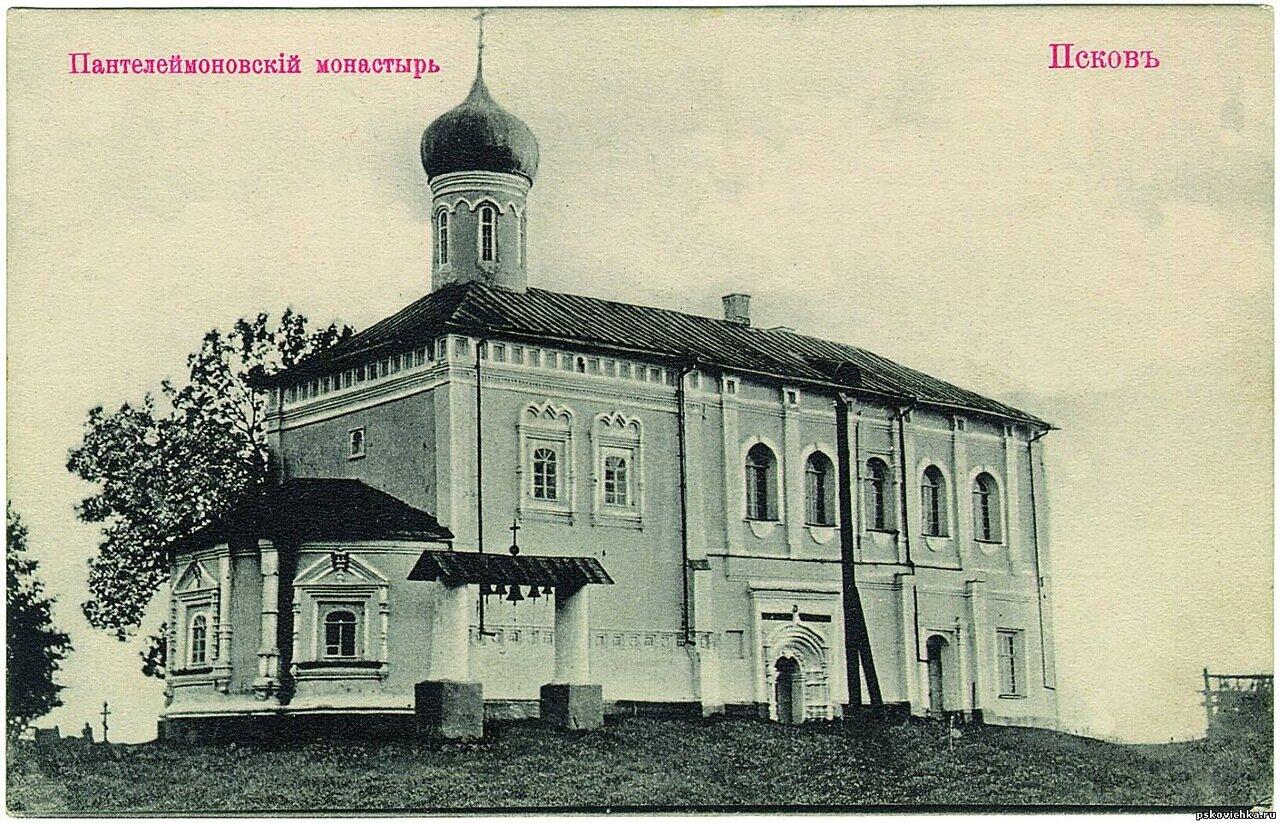 Пантелеймоновский монастырь