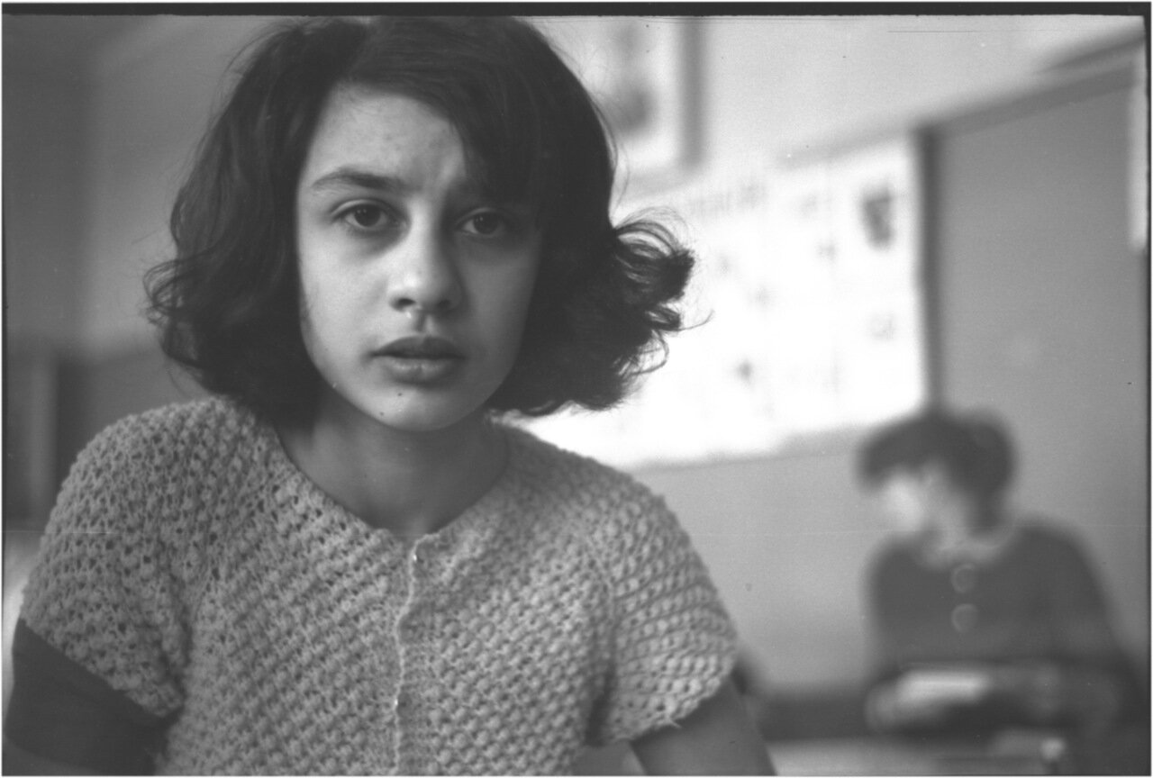 1969-70 класс 8 В  Таня Карапетова