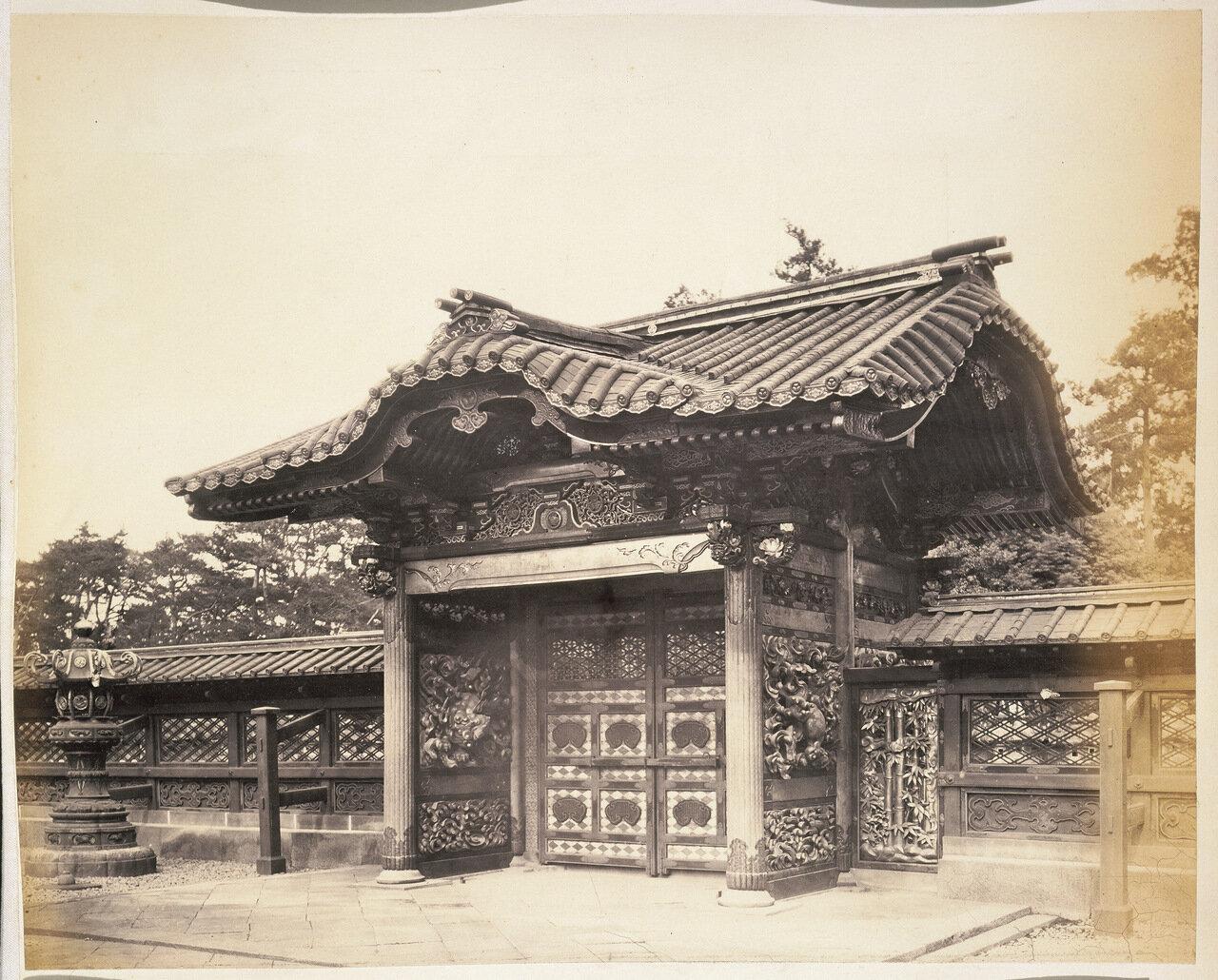 Кладбище тайкунов Шибы, Токио