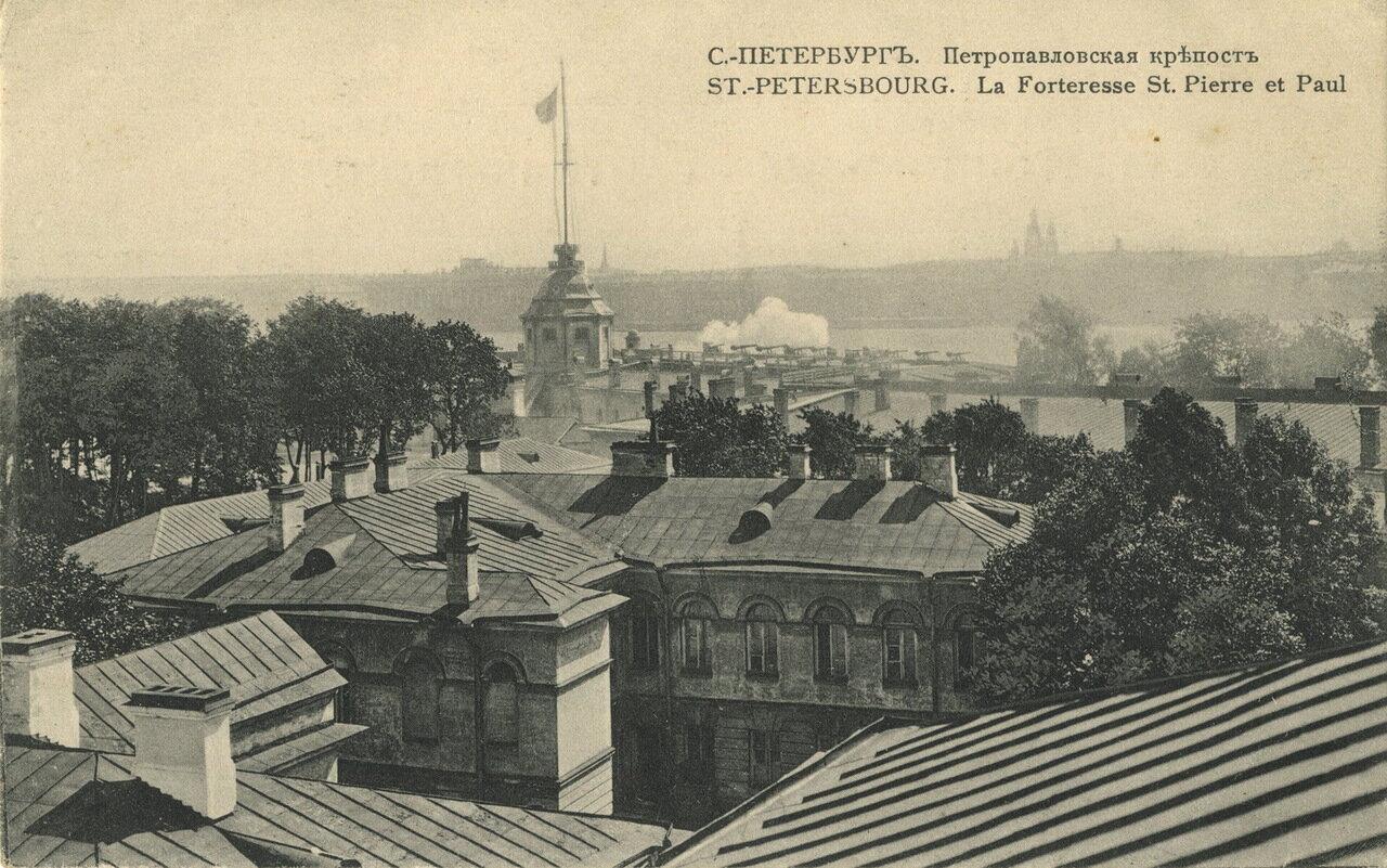 Петропавловская сторона