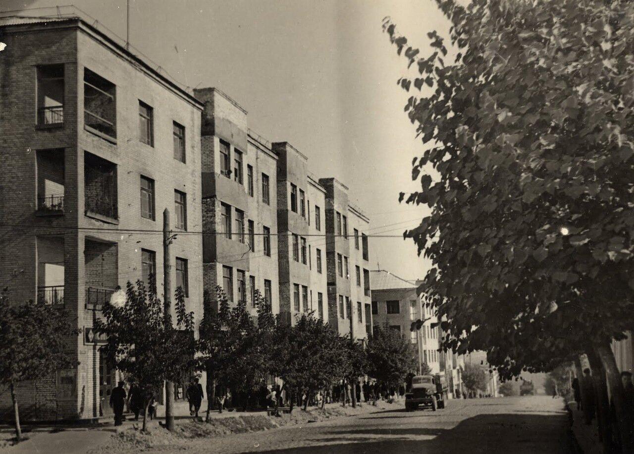Улица Фокина