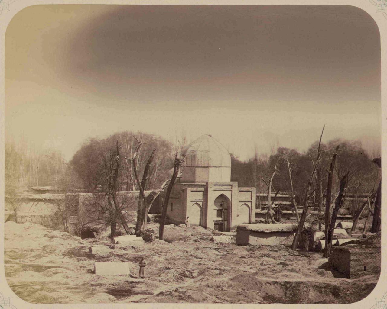 Мавзолей святого Шейхантаура в Ташкенте