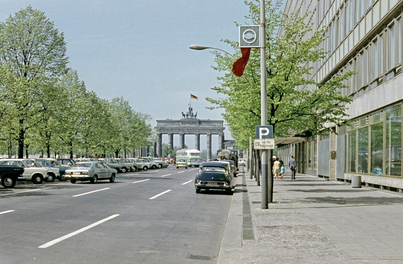 ORWO,vermutlich um 1976.  Berlin-Ost.