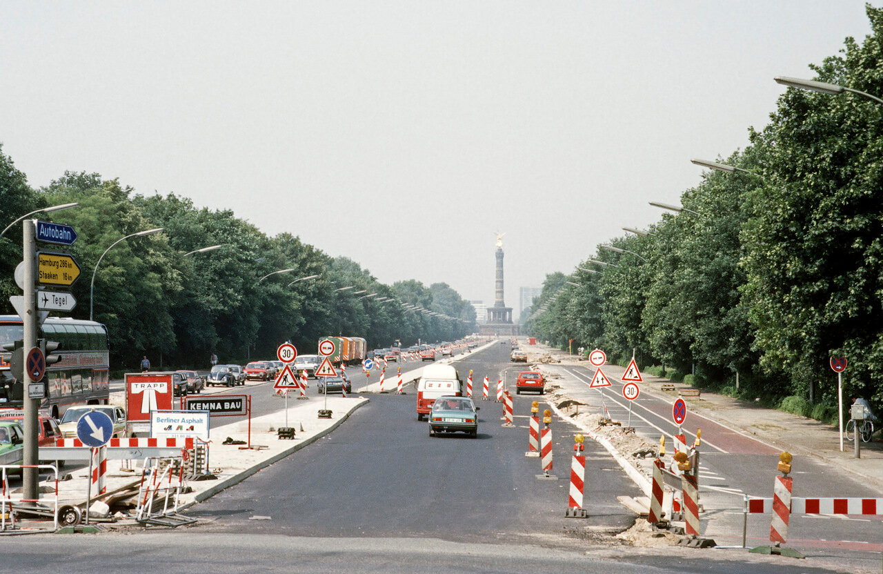 AGFA ++ CT 100,14. bis 17. Juni 1986. Westberlin.