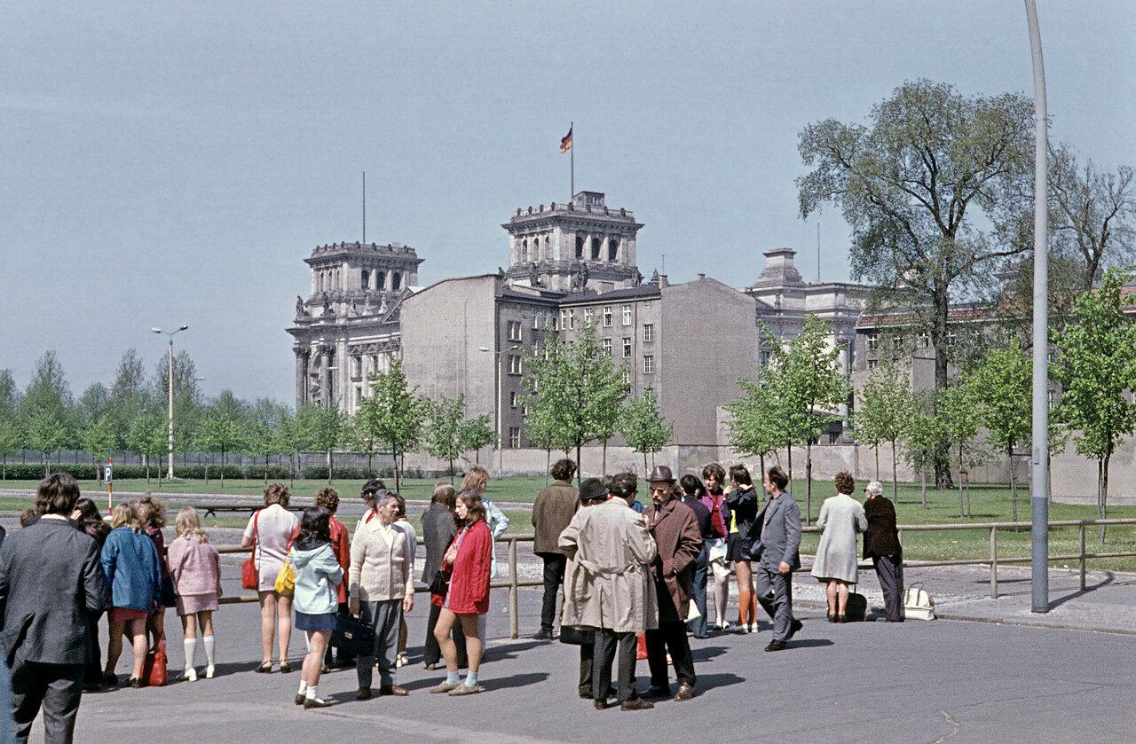 1965. В Восточном Берлине