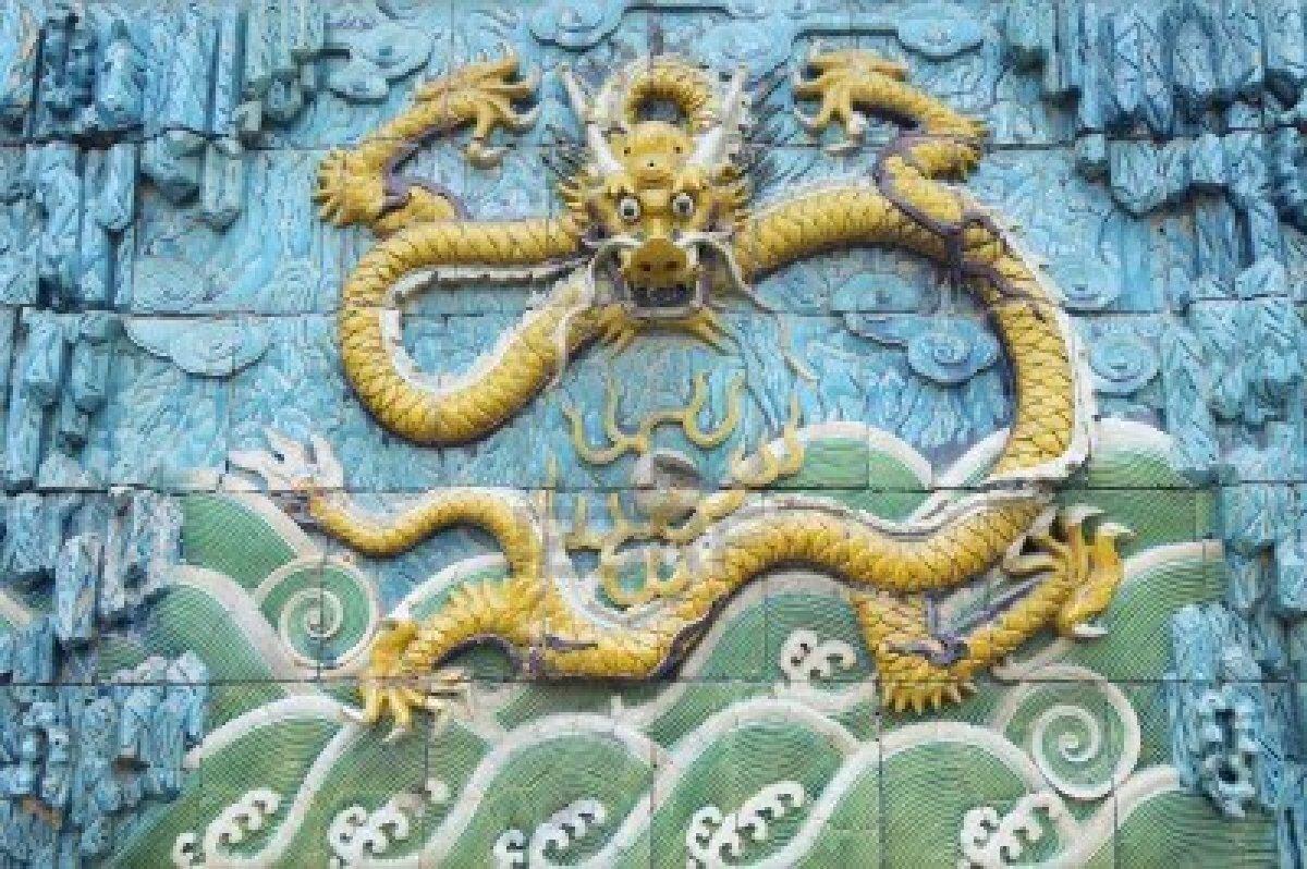 Пекин. Девять видов Дракона в Запретном городе