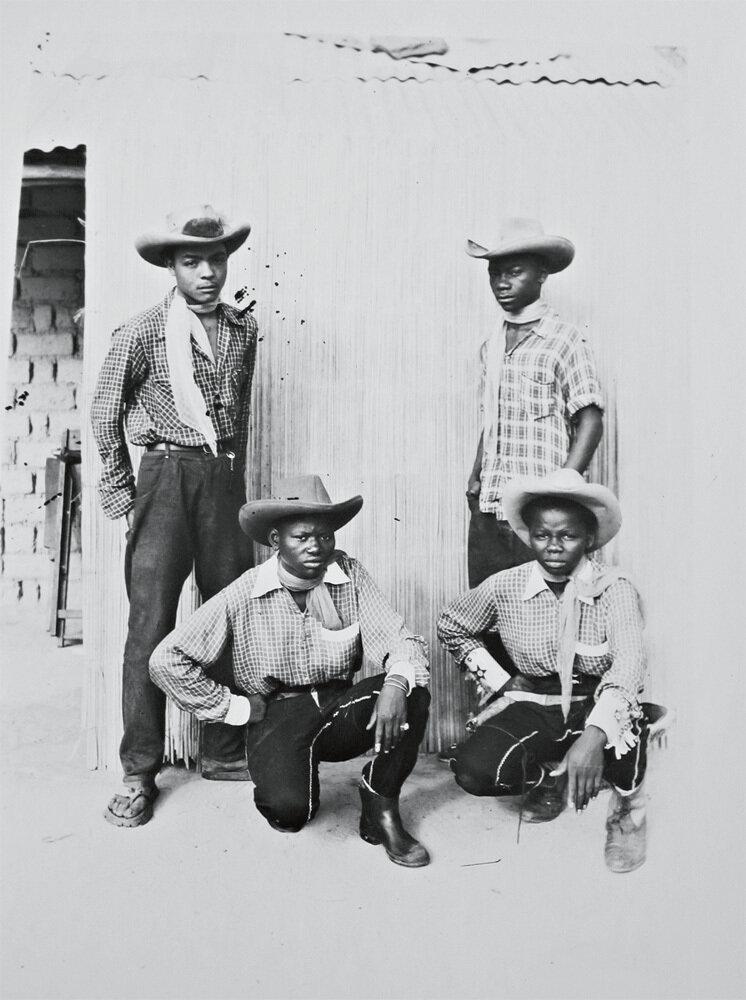1958. Ковбои