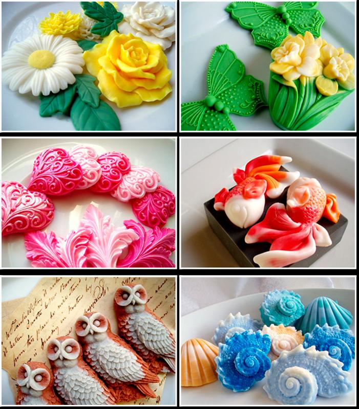 рецепты домашнего мыла