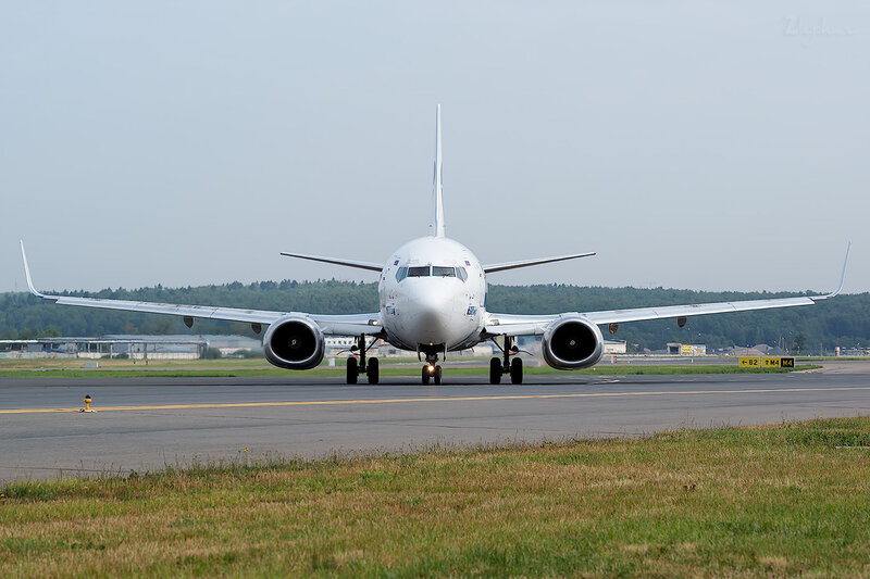 Boeing 737-524 (VP-BXO) ЮТэйр D801335