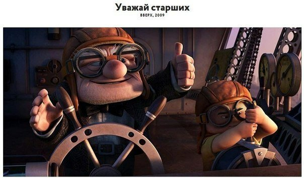 Чему учат детей мультфильмы (10 фото)
