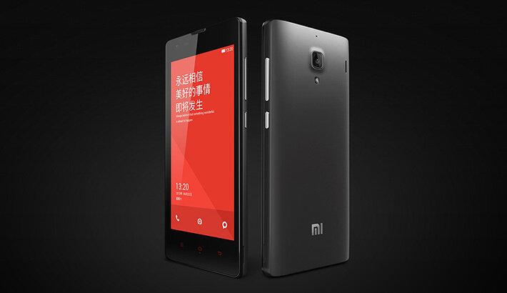 Xiaomi Red Rice 1s   обновленная версия популярного смартфона