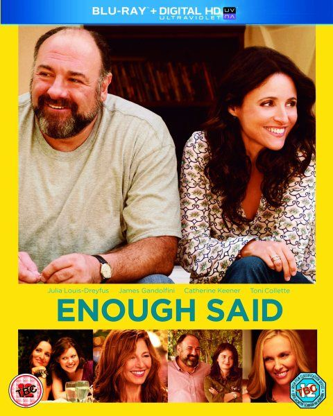 Довольно слов / Enough Said (2013) BDRip 1080p + 720p + HDRip