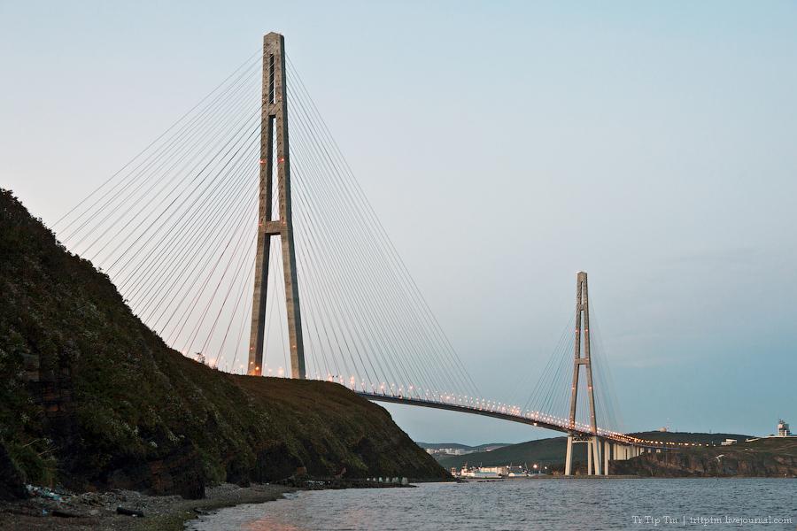 1. У далёкого Японского моря. Владивосток и остров Русский.