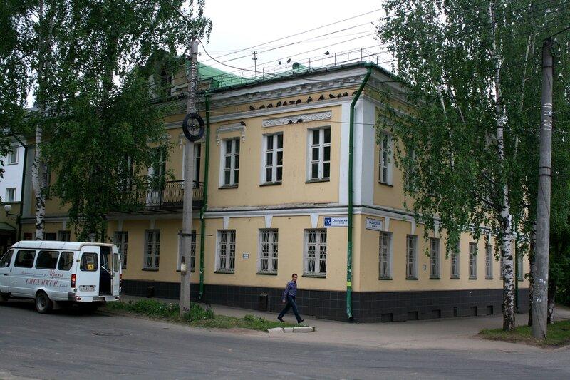 Магазин цветов киров улица орловская