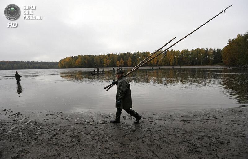 Czech Republic Fish Haul