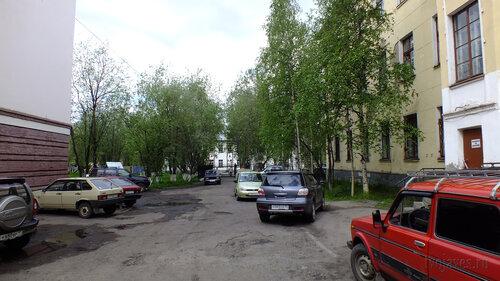 Фото города Инта №4655  Кирова 38, 36а (