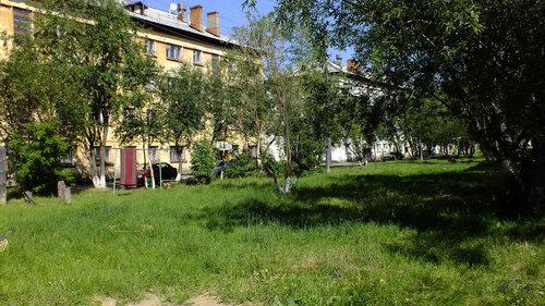 Фото города Инта №5171  Гагарина 5 и 3 16.07.2013_12:30